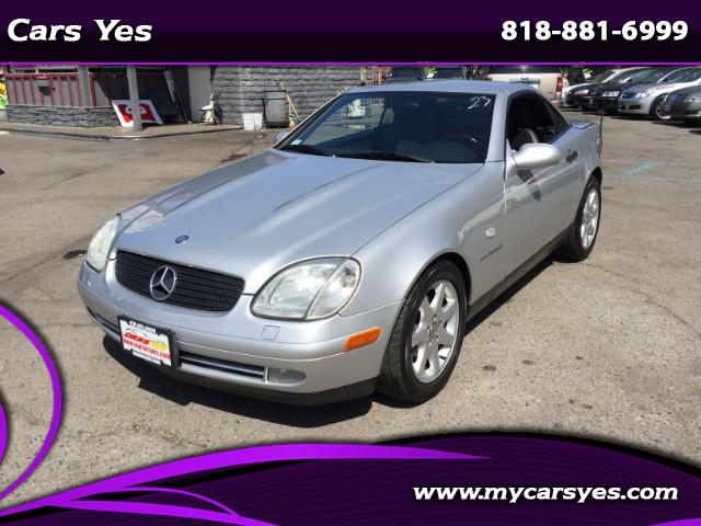 2000 Mercedes SLK Join our Family of satisfied customers We are open 7 days a week trade in welcom