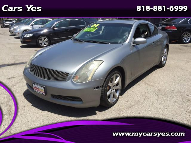 2004 Infiniti G35 Join our Family of satisfied customers We are open 7 days a week trade in welcom