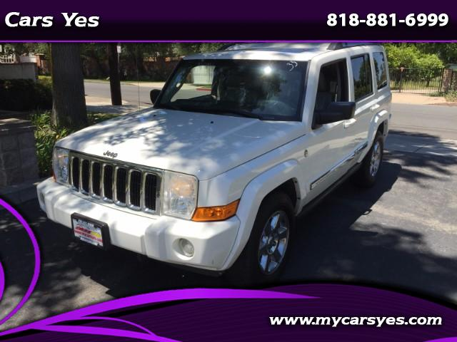 2007 Jeep Commander Join our Family of satisfied customers We are open 7 days a week trade in welc