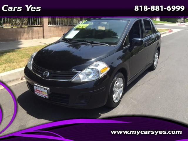 2011 Nissan Versa Join our Family of satisfied customers We are open 7 days a week trade in welcom