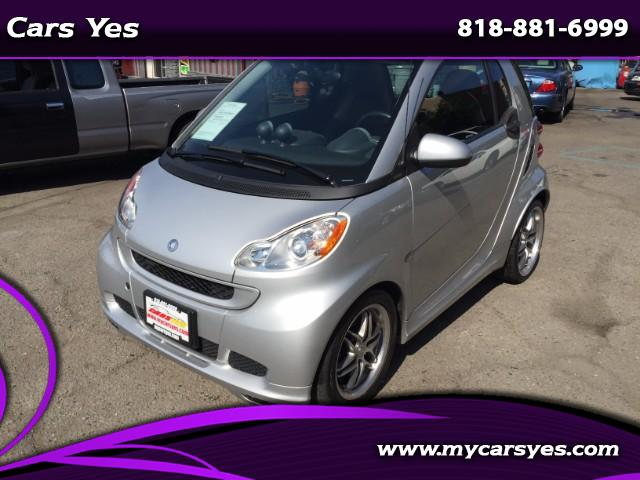 2009 smart Fortwo WOW CHECK THIS ONE OUT BRABUS PACKAGE ONLY 23K MILES Join our Family of satisfied
