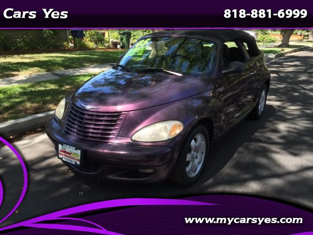 2005 Chrysler PT Cruiser Join our Family of satisfied customers We are open 7 days a week trade in