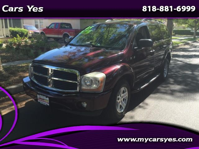 2005 Dodge Durango Join our Family of satisfied customers We are open 7 days a week trade in welco