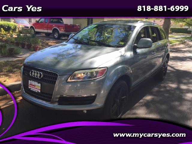 2007 Audi Q7 Join our Family of satisfied customers We are open 7 days a week trade in welcome Rat