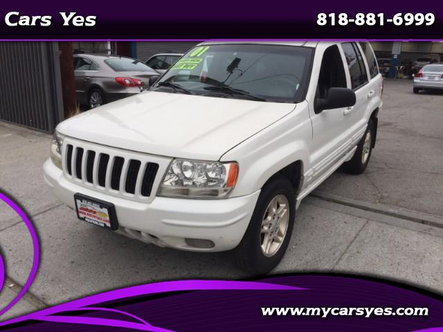 2001 Jeep Grand Cherokee Join our Family of satisfied customers We are open 7 days a week trade in