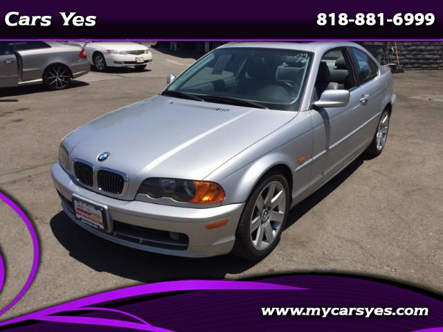 2001 BMW 3-Series Join our Family of satisfied customers We are open 7 days a week trade in welcom