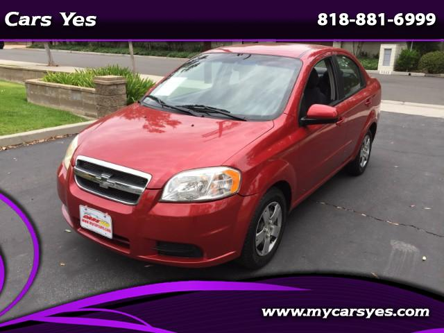 2011 Chevrolet Aveo Join our Family of satisfied customers We are open 7 days a week trade in welc