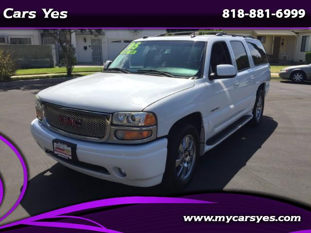 2005 GMC Yukon Denali Join our Family of satisfied customers We are open 7 days a week trade in we