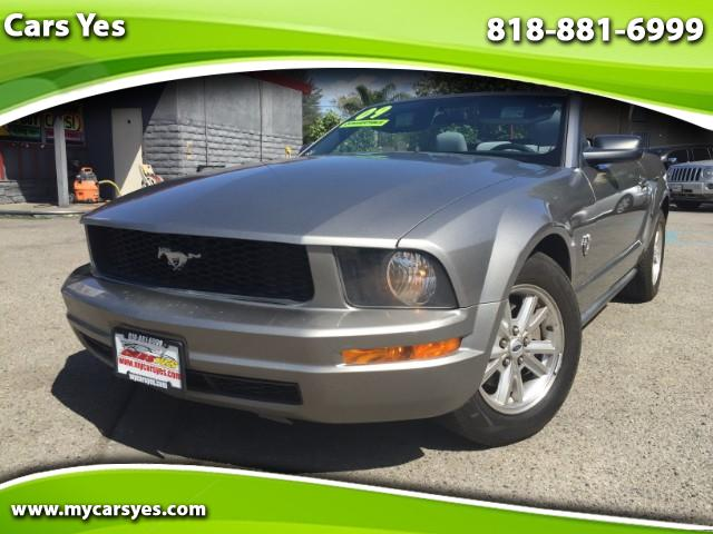 2009 Ford Mustang Join our Family of satisfied customers We are open 7 days a week trade in welcom