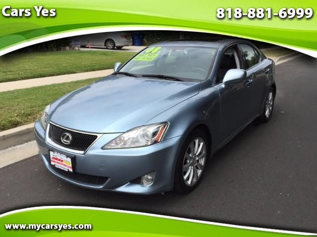 2008 Lexus IS Join our Family of satisfied customers We are open 7 days a week trade in welcome Ra