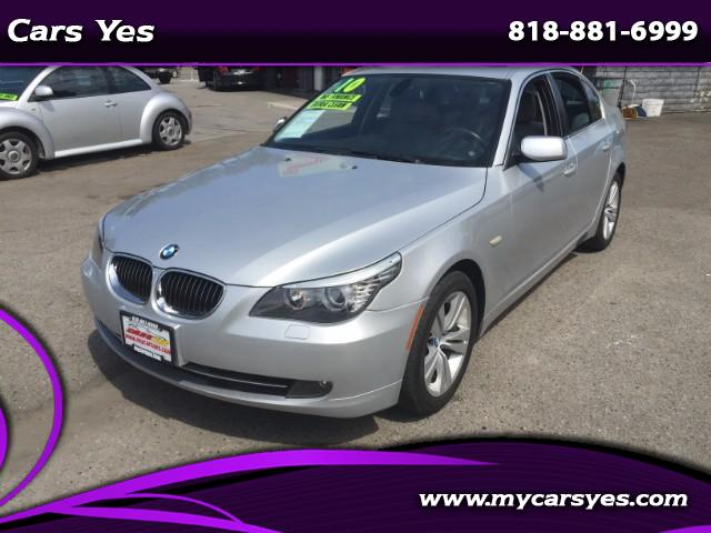 2010 BMW 5-Series WOW CHECK THIS ONE LOW MILES EXTRA CLEAN AUTO LIKE NEW PRICE RIGHT TO SALE Join o