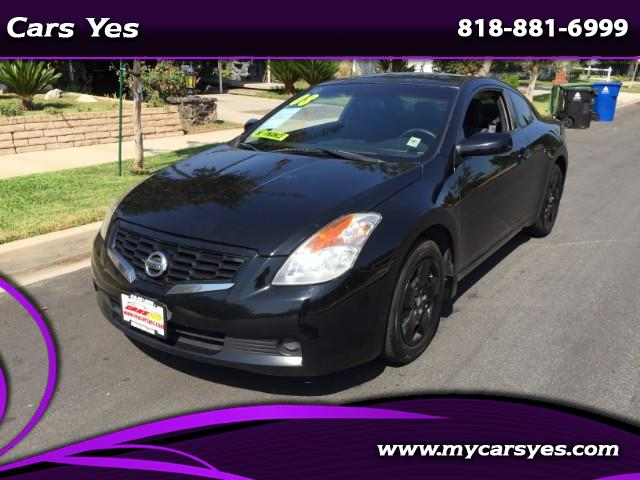 2008 Nissan Altima Join our Family of satisfied customers We are open 7 days a week trade in welco
