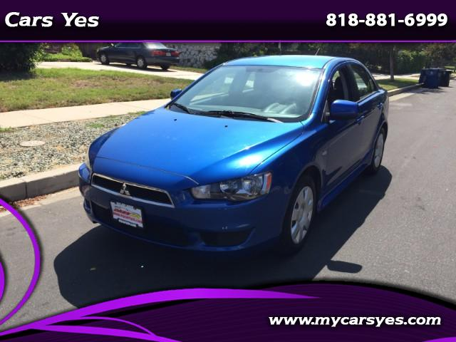 2011 Mitsubishi Lancer LOOOOOK AT THIS ONE AUTO AC PRICE RIGHT TO SALE TINTED WINDOWS GAS SAVER Joi
