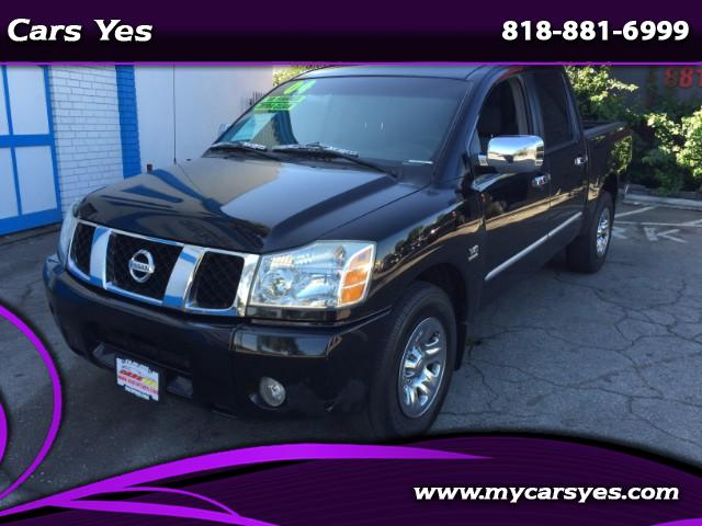 2004 Nissan Titan Join our Family of satisfied customers We are open 7 days a week trade in welcom
