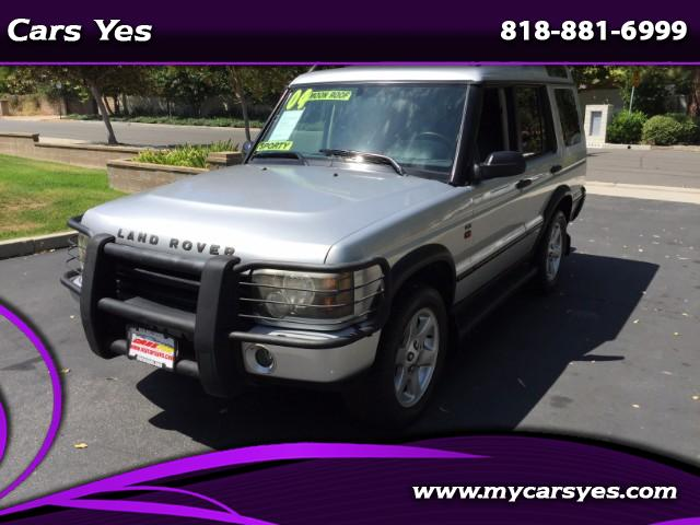 2004 Land Rover Discovery Join our Family of satisfied customers We are open 7 days a week trade i
