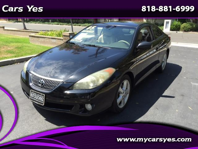 2005 Toyota Camry Solara Join our Family of satisfied customers We are open 7 days a week trade in