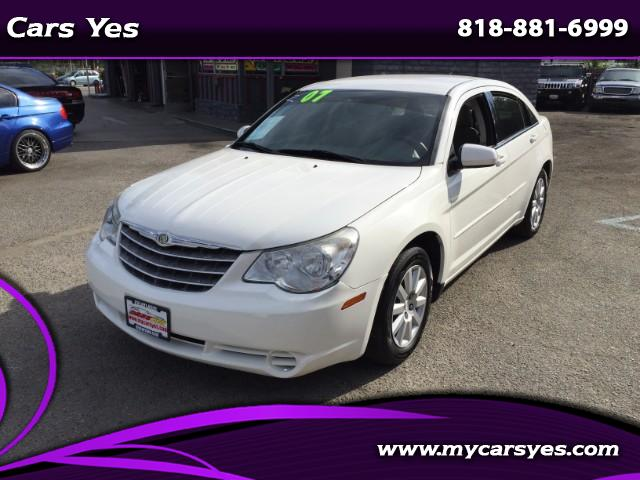 2007 Chrysler Sebring Join our Family of satisfied customers We are open 7 days a week trade in we