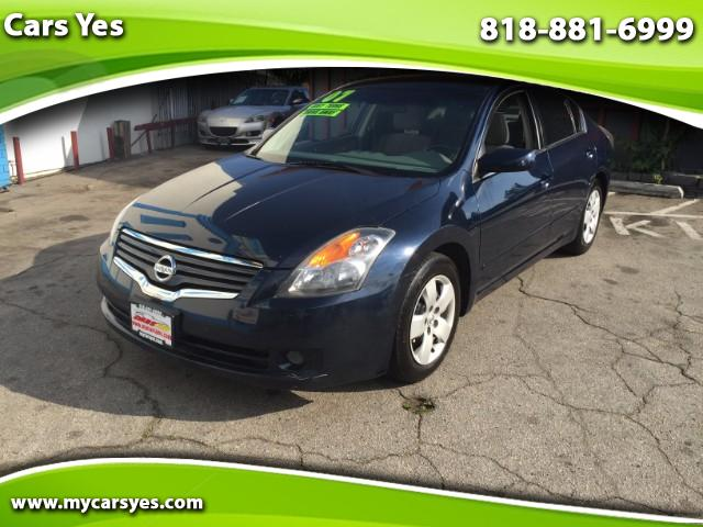 2007 Nissan Altima Join our Family of satisfied customers We are open 7 days a week trade in welco