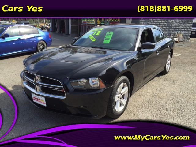 2012 Dodge Charger Join our Family of satisfied customers We are open 7 days a week trade in welco