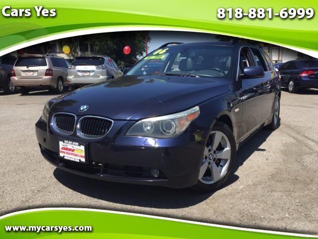 2006 BMW 5-Series Sport Wagon Join our Family of satisfied customers We are open 7 days a week tra