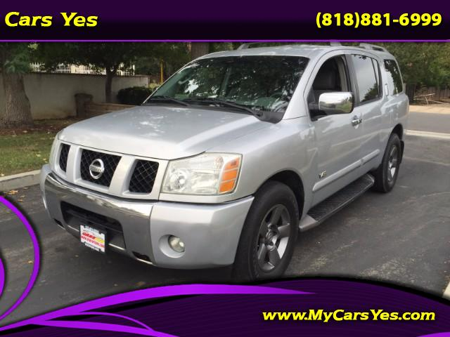 2005 Nissan Armada Join our Family of satisfied customers We are open 7 days a week trade in welco