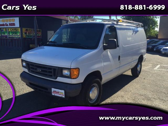 2006 Ford E-Series Van Join our Family of satisfied customers We are open 7 days a week trade in w