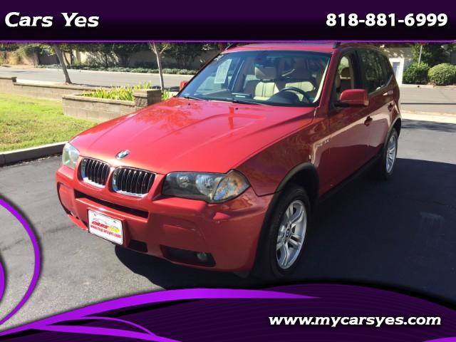 2006 BMW X3 Join our Family of satisfied customers We are open 7 days a week trade in welcome Rate