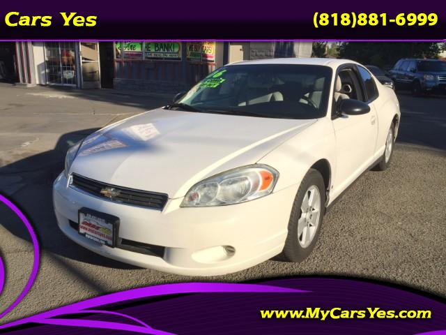 2006 Chevrolet Monte Carlo Join our Family of satisfied customers We are open 7 days a week trade