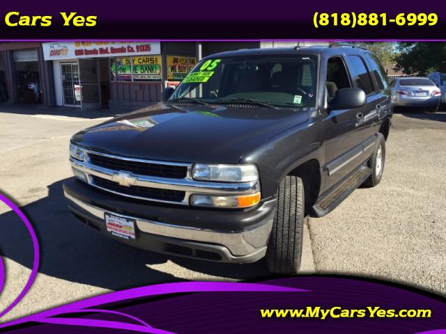 2005 Chevrolet Tahoe WOW THIS IS THE ONE 3RD SEAT EXTRA CLEAN THE PRICE IS RIGHT WE FINANCE GREAT F