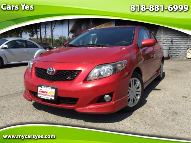 2009 Toyota Corolla Join our Family of satisfied customers We are open 7 days a week trade in welc