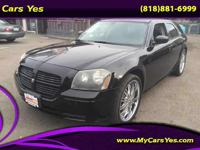 2007 Dodge Magnum Join our Family of satisfied customers We are open 7 days a week trade in welcom