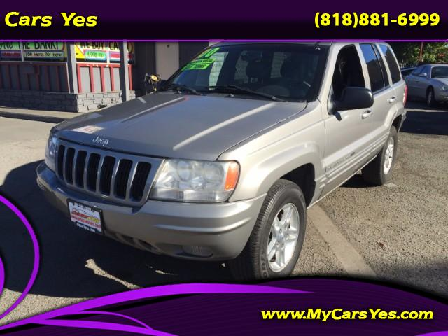 2000 Jeep Grand Cherokee Join our Family of satisfied customers We are open 7 days a week trade in