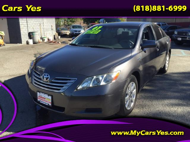 2007 Toyota Camry Hybrid Join our Family of satisfied customers We are open 7 days a week trade in