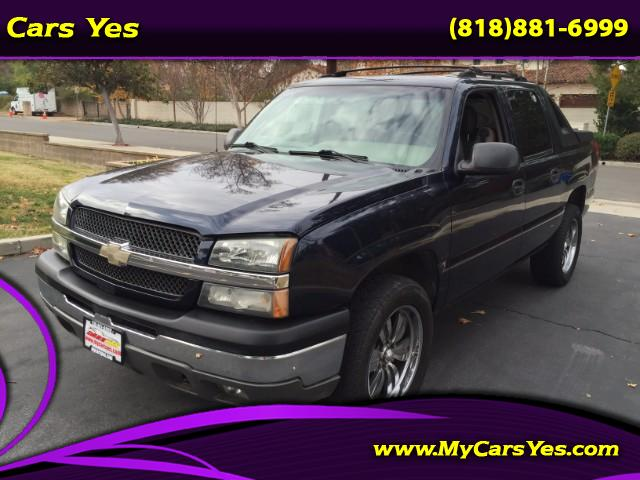 2004 Chevrolet Avalanche Join our Family of satisfied customers We are open 7 days a week trade in