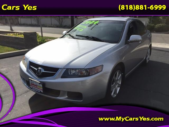 2004 Acura TSX Join our Family of satisfied customers We are open 7 days a week trade in welcome R