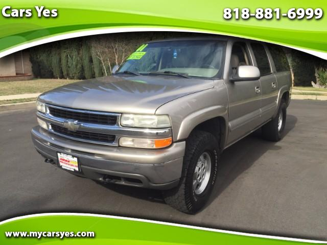 2001 Chevrolet Suburban Join our Family of satisfied customers We are open 7 days a week trade in