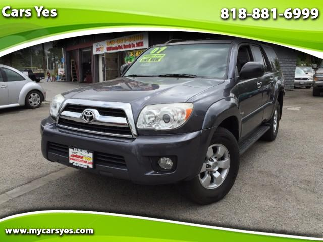 2007 Toyota 4Runner Join our Family of satisfied customers We are open 7 days a week trade in welc