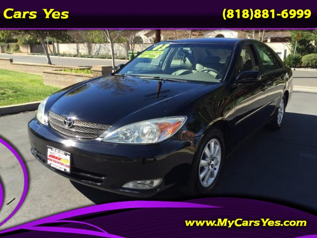 2003 Toyota Camry Join our Family of satisfied customers We are open 7 days a week trade in welcom