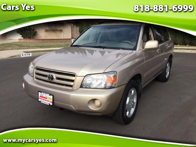 2007 Toyota Highlander Join our Family of satisfied customers We are open 7 days a week trade in w