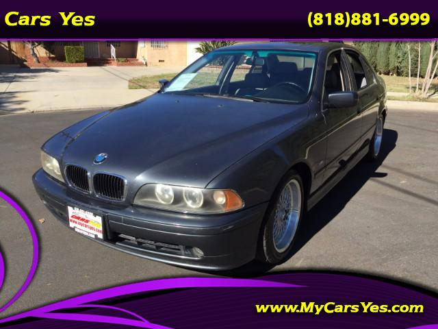 2001 BMW 5-Series wowowowowowo check this BMW OUT PRICE RIGHT TO SALE WE FINANCE AUTO AC LIKE NEW M