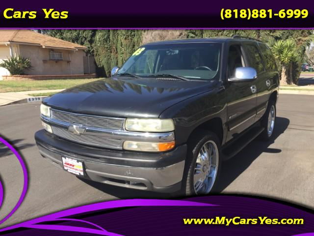 2003 Chevrolet Tahoe Join our Family of satisfied customers We are open 7 days a week trade in wel