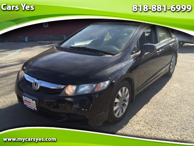 2009 Honda Civic Join our Family of satisfied customers We are open 7 days a week trade in welcome