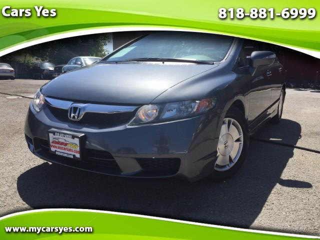 2009 Honda Civic Hybrid Join our Family of satisfied customers We are open 7 days a week trade in