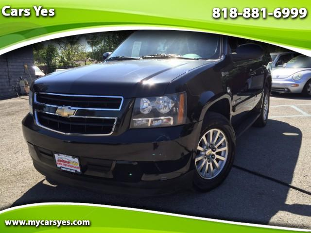 2009 Chevrolet Tahoe Hybrid Join our Family of satisfied customers We are open 7 days a week trade