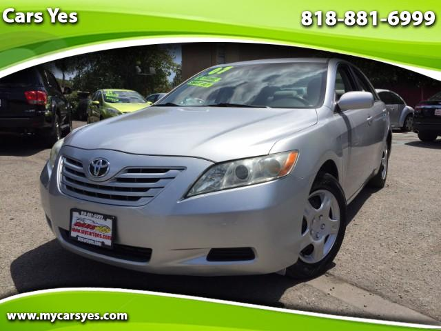 2007 Toyota Camry WOW GAS SAVER LOW MAINTENANCE GREAT CAR WE FINANCE AUTO CALL US FOR MORE DETAIL
