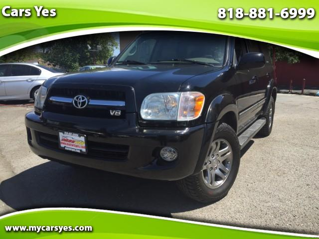 2006 Toyota Sequoia Join our Family of satisfied customers We are open 7 days a week trade in welc