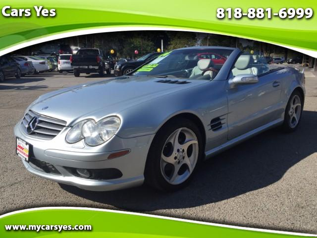 2004 Mercedes SL-Class Join our Family of satisfied customers We are open 7 days a week trade in w