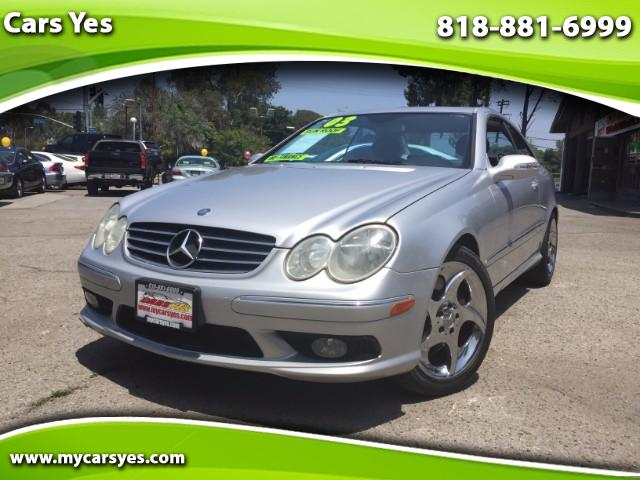 2003 Mercedes CLK-Class Join our Family of satisfied customers We are open 7 days a week trade in