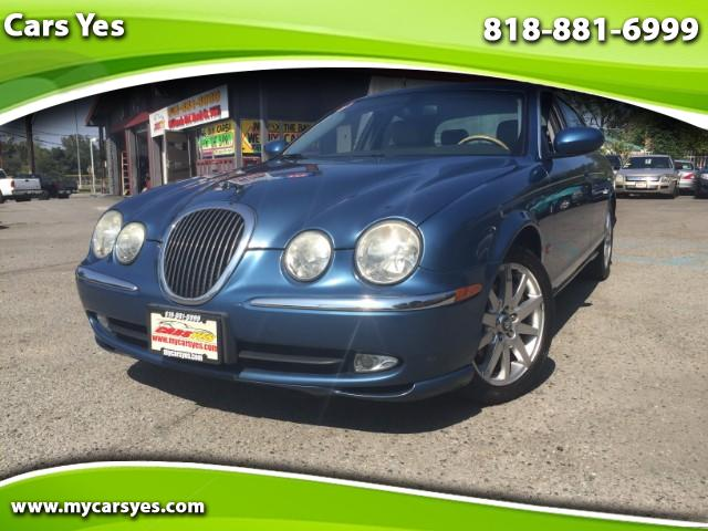 2003 Jaguar S-Type Join our Family of satisfied customers We are open 7 days a week trade in welco