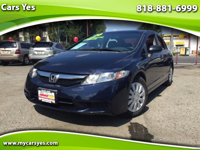 2010 Honda Civic Join our Family of satisfied customers We are open 7 days a week trade in welcome